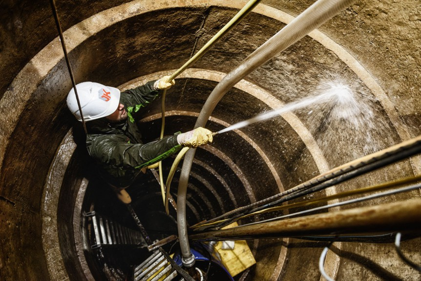 KA-Brunnenbau Brunnenreinigung