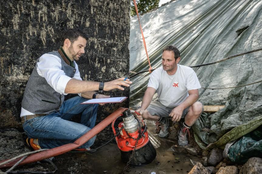 KA-Brunnenbau - Überprüfungen